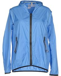 Haus By Golden Goose Deluxe Brand Jacket blue - Lyst