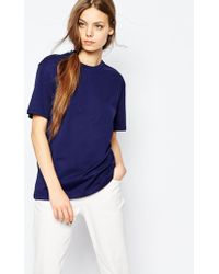 Bethnals - Relaxed Crew Neck T-shirt - Lyst