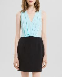Sandro Dress Roxane - Lyst