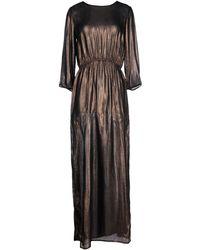 Jucca Long Dress - Lyst