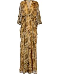 Issa Long Dress - Lyst