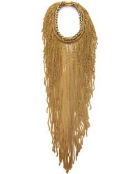 Bex Rox | Maasai Long Chain Necklace | Lyst