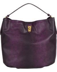 Marc By Marc Jacobs Embo Lizzie Spotless Hobo - Lyst