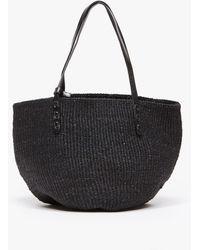 Clare V. Kenya Bag In Black - Lyst