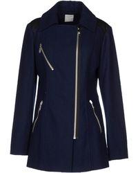 Vero Moda Coat - Blue