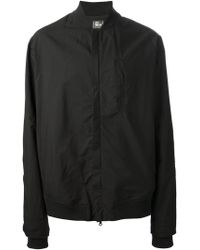 Lost & Found - Classic Bomber Jacket - Lyst