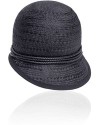 Maggie Mowbray Millinery - Amber Summer Cloche Hat - Lyst