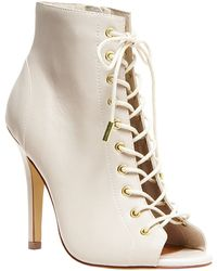 Steve Madden Gladly High-Heel Booties - Lyst