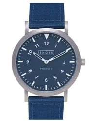 Shore Projects - 'new Quay' Watch - Lyst