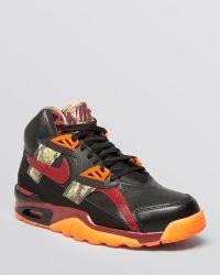Nike Air Trainer Sc High Premium Sneakers - Lyst