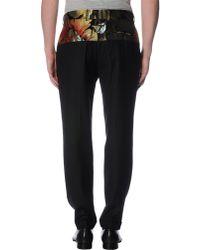 Jean Paul Gaultier Casual Trouser - Black