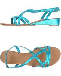 Ash Highheeled Sandals - Lyst