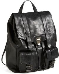 Proenza Schouler 'Ps1' Leather Backpack - Lyst