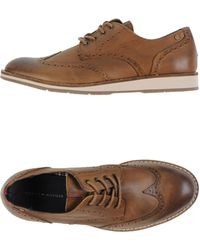 Tommy Hilfiger Lace-up Shoes - Brown