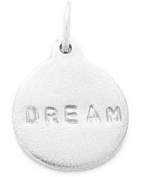 Helen Ficalora Dream Charm - Silver - Metallic