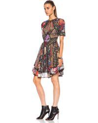 Zimmermann Trinity Artisancotton-blend Dress - Lyst