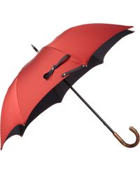 Barneys New York - Two-Tone Umbrella - Lyst