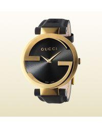 Gucci Latin Grammy Special Edition Interlocking Watch gold - Lyst