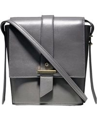 Cole Haan Vestri Leather Mini Crossbody Bag - Lyst