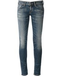 Citizens Of Humanity Lowrise Skinny Jeans - Lyst