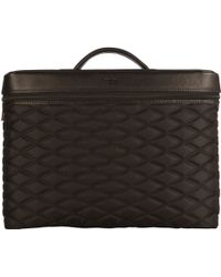 Knomo - Alfie Slim Briefcase For Laptops Up To 13 - Lyst
