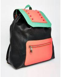 Paul & Joe - Colour Block Backpack - Lyst