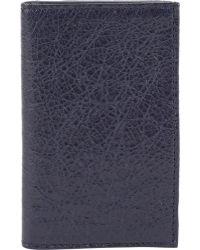 Balenciaga Business Card Case - Lyst