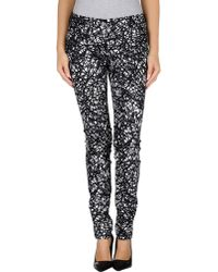 Balenciaga Denim Trousers - Lyst