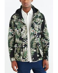 Penfield Vassan Mountain Printed Jacket - Lyst