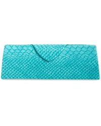 Corinne Mccormack - Triangle Reading Glasses Case - Turquoise - Lyst