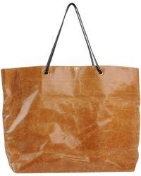 Halaby Handbag - Brown
