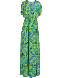 MSGM Long Dress - Lyst