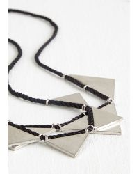 Ana Accessories Inc - My Geo My Necklace - Lyst