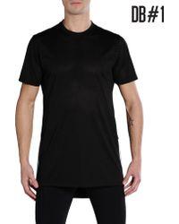 Bikkembergs | Short Sleeve T-shirt | Lyst