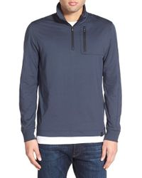 Victorinox - 'moraine' Quarter Zip Thermal Pullover - Lyst