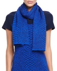 Magaschoni - Jacquard Scarf - Lyst