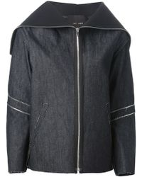 Jay Ahr Zip Detailing Jacket - Lyst