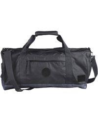 Nixon Luggage black - Lyst