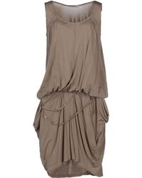 Lafty Lie Short Dress - Lyst