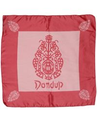 Dondup Square Scarf - Lyst