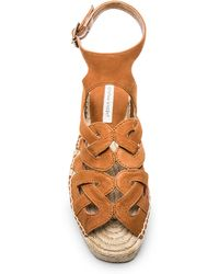 a00488bbb Twelfth Street Cynthia Vincent - Pebbles Leather Sandals - Lyst