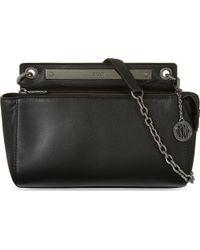 DKNY Zip Small Over The Shoulder Handbag - For Women - Lyst