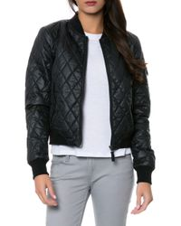 Volcom The in Flight Quilted Jacket - Lyst
