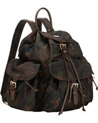Felisi Camo Backpack - Lyst