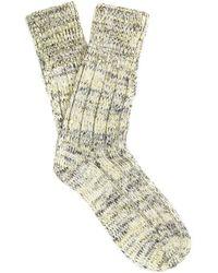 Marni Chunky-knit Wool-blend Socks - Lyst