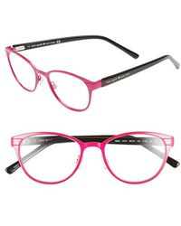 Kate Spade 'Ebba' 50Mm Reading Glasses - Lyst