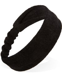 Forever 21 - Ribbed Knit Headwrap - Lyst