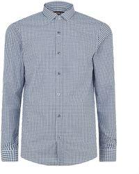 Michael Kors Slim Fit Gingham Shirt - Lyst