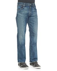 Citizens Of Humanity Sid Classic Straight Milo Jeans - Lyst