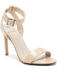 DV by Dolce Vita Open Toe Sandals - Berkeley High Heel - Lyst
